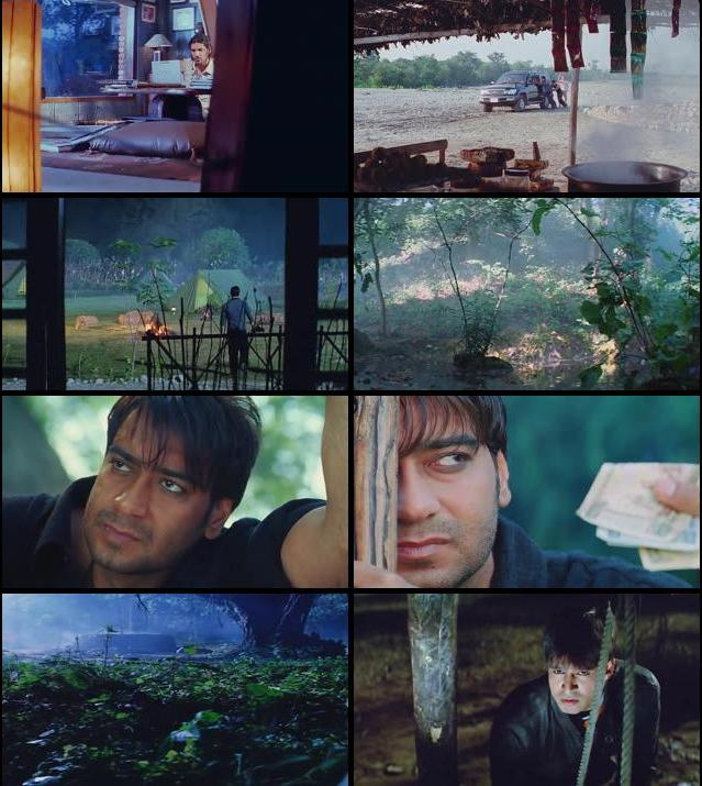 Kaal 2005 Hindi 720p HDRip