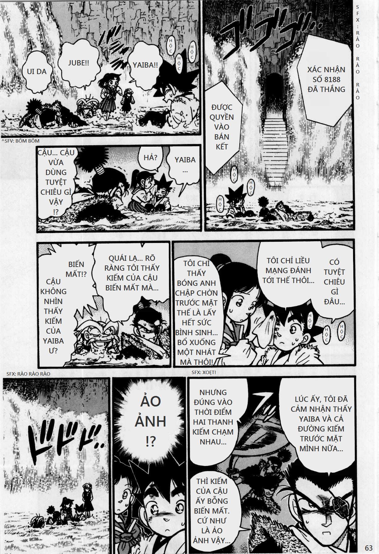 Yaiba chap 247 trang 14
