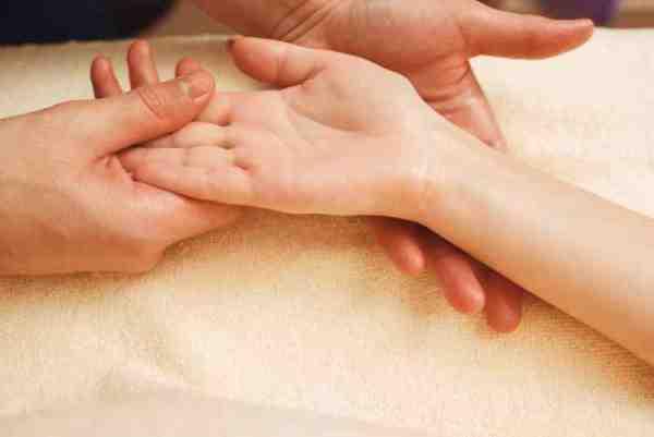 لتسمين اليدين في اسبوع