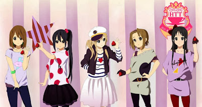K-ON Season 2 Subtitle Indonesia