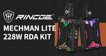 Rincoe Mechman Lite 228W RDA Kit