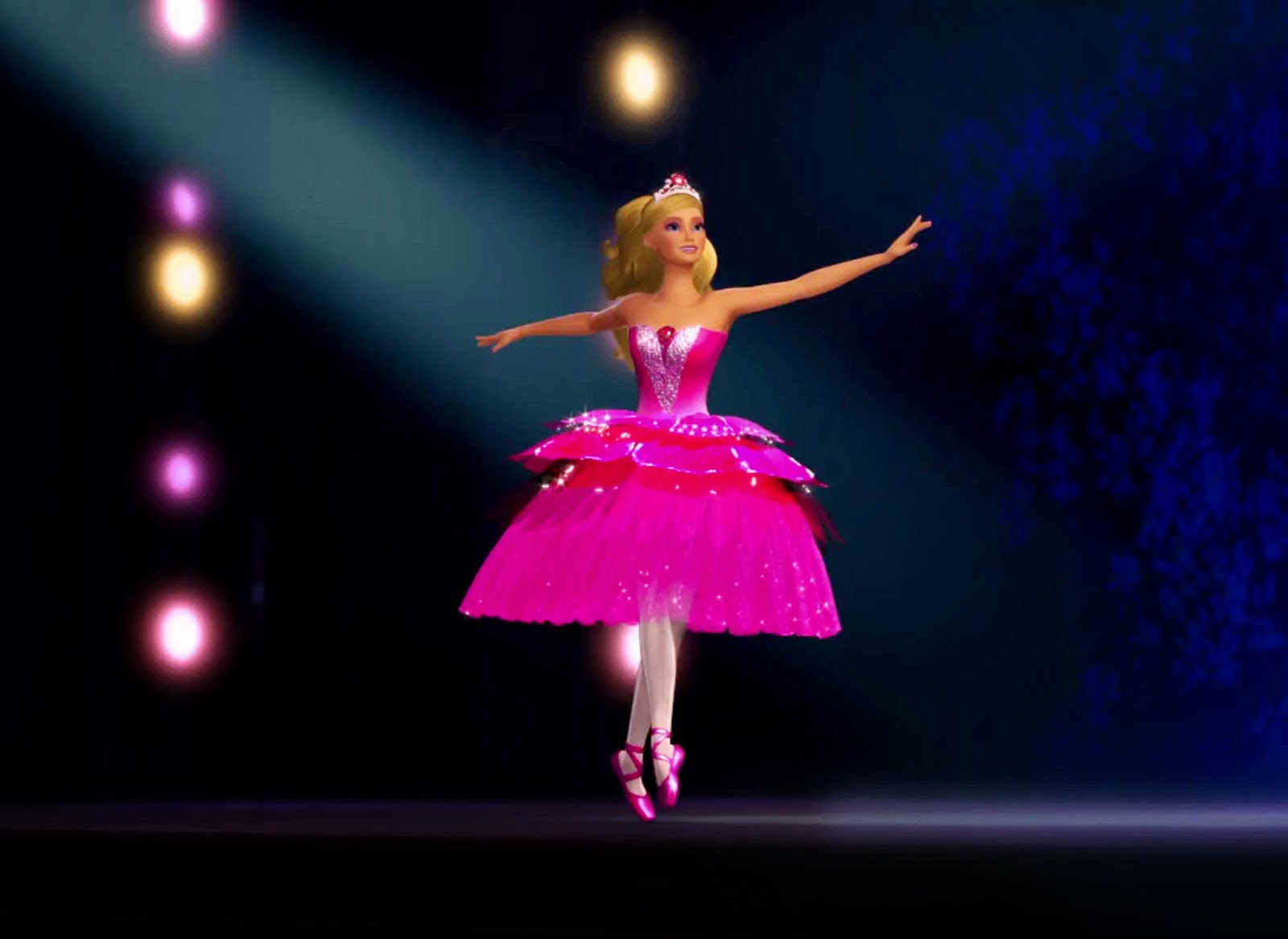 Barbie In The Pink Shoes 2013
