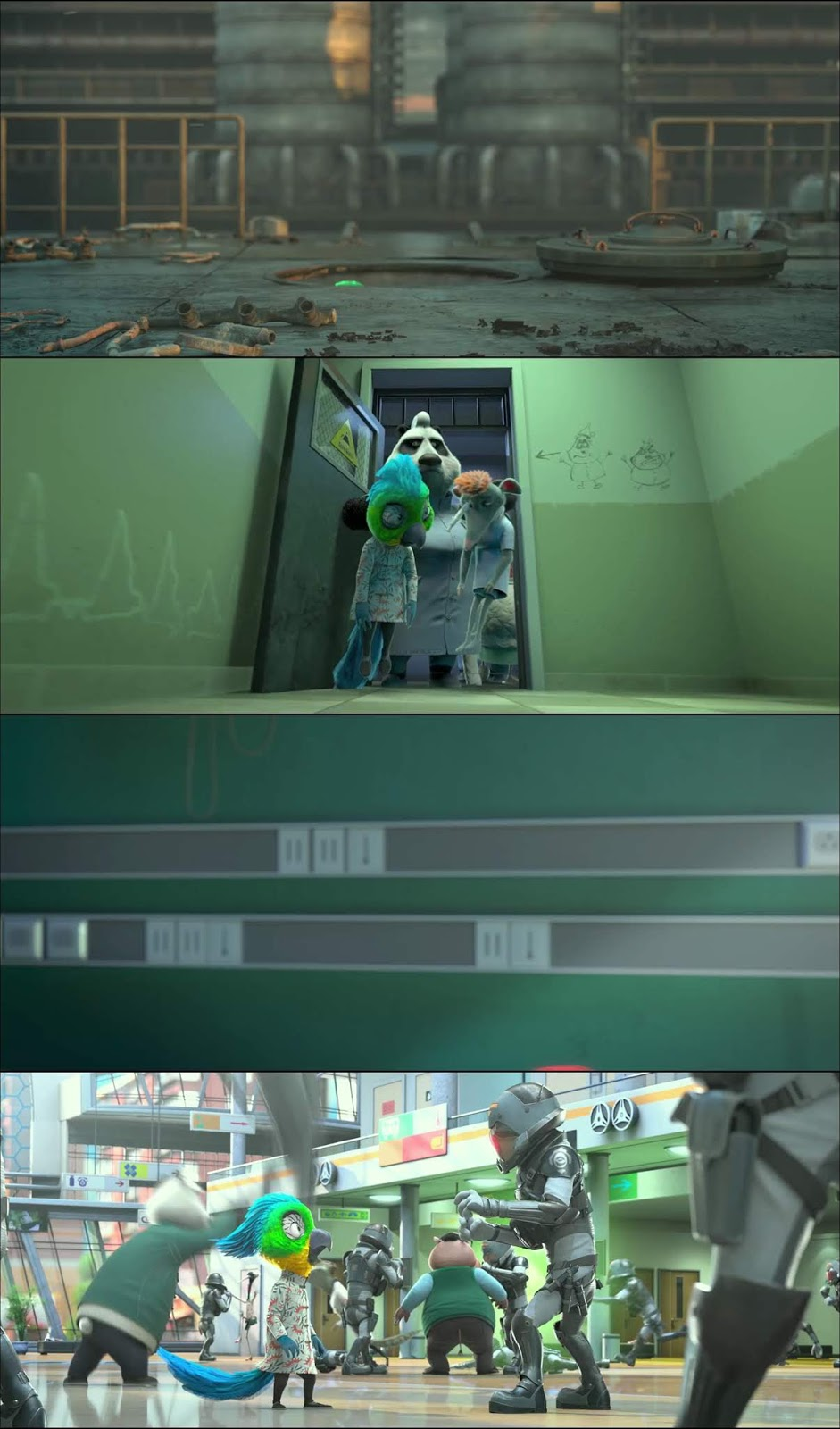 Spycies (2020) HD 1080p Latino