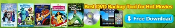 Disney Copy-Protected DVD Movies