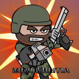 Doodle Army 2 Mini Militia + MOD, Pro Pack Unlocked [Update]
