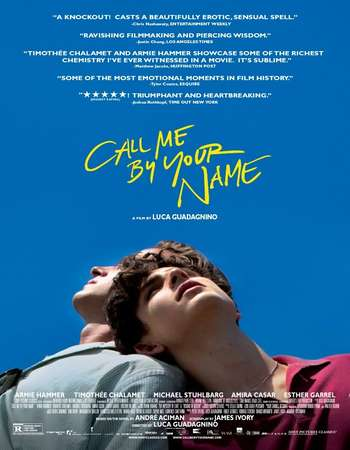 Call Me by Your Name 2017 Full English Movie BRRip Download