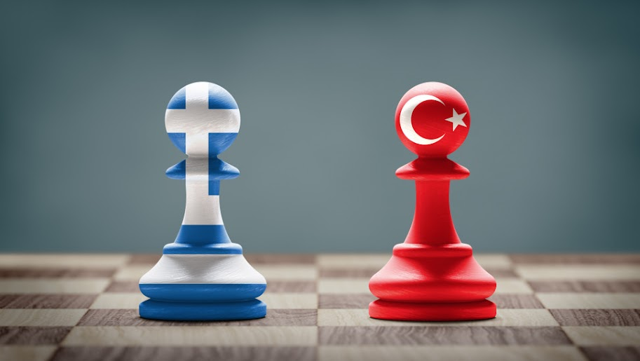Aπό το Oruç Reis στο Çeşme και η ύβρις εναντίον των Ελλήνων