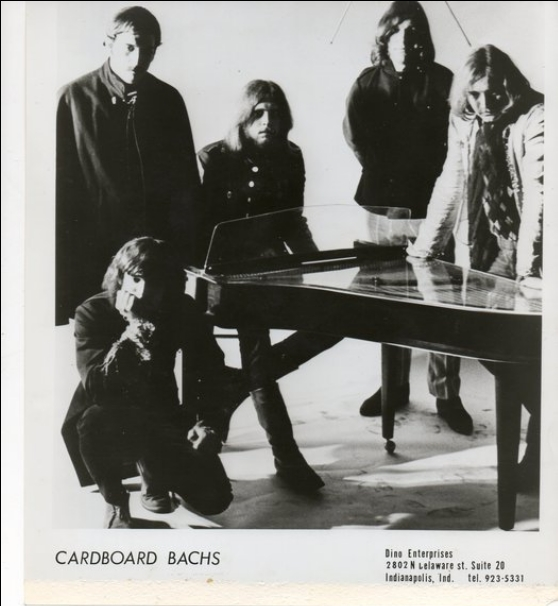 Coven interview with Rick Durrett - It's Psychedelic Baby Magazine