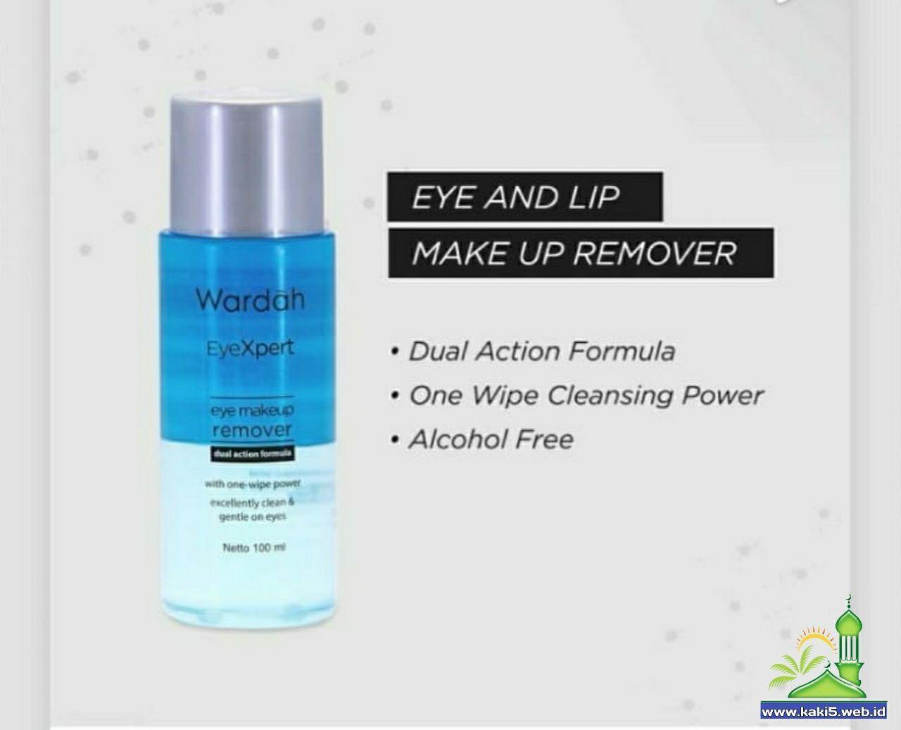 Wardah Eyexpert Eye & Lip