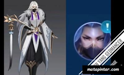 Hero Yi-yang Geomancer