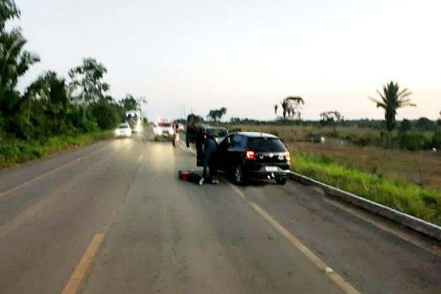 Vítimas são amarradas e amordaçadas em roubo de automóvel na capital; bandidos foram presos
