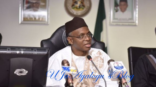 I Infected Four Persons With Coronavirus - Governor El-Rufai Reveals