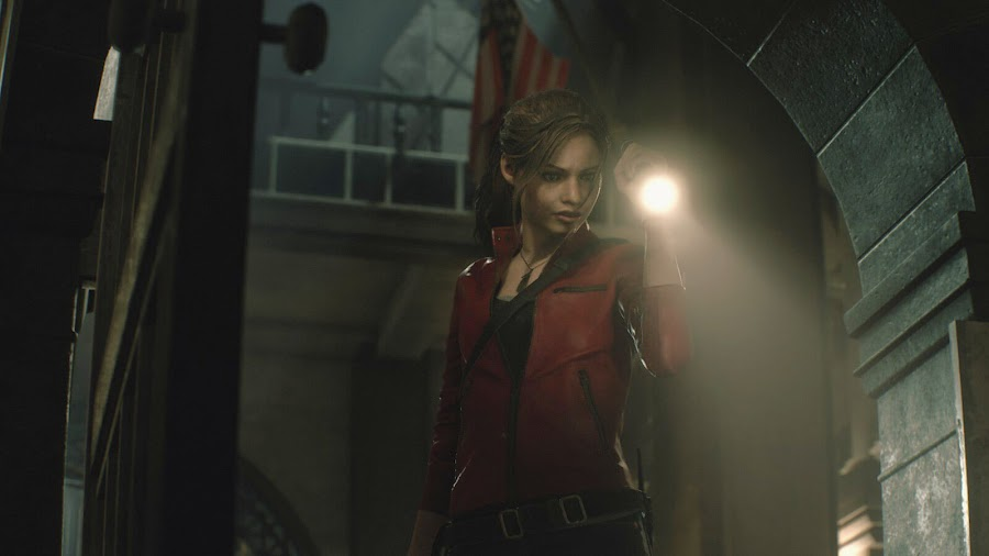 resident evil 2 remake 2019 claire redfield capcom pc ps4 xb1