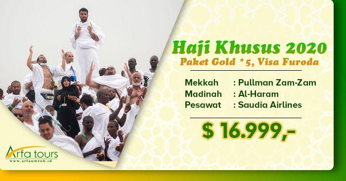 Paket Haji Plus Khusus 2019 Visa Furoda
