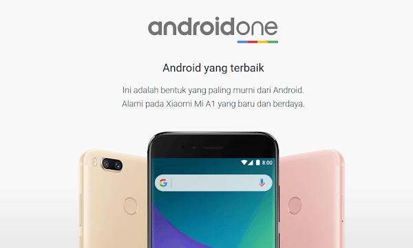 Apa itu Android One dari Google