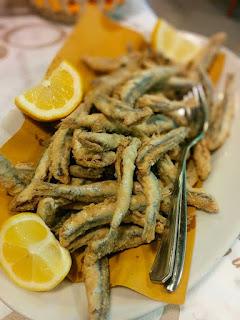 Sagra del Pesce Fritto 23-24-25 giugno Sarnico (BG)