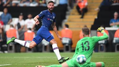 Olivier Giroud Chelsea FC