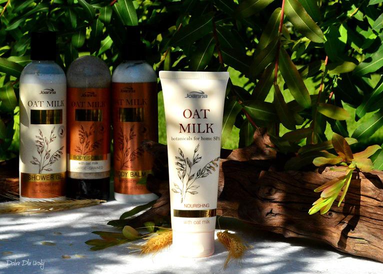 Joanna Botanicals for Home Spa Oat Milk - Odżywczy krem do rąk z Mleczkiem Owsianym recenzja