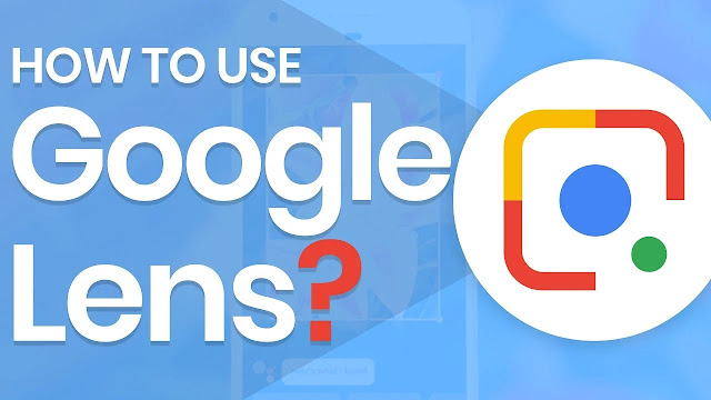 how to use google lens app
