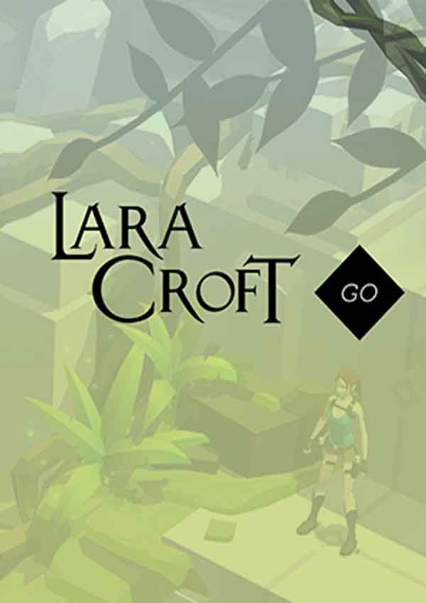 Lara Croft Go Download Cover Free Game
