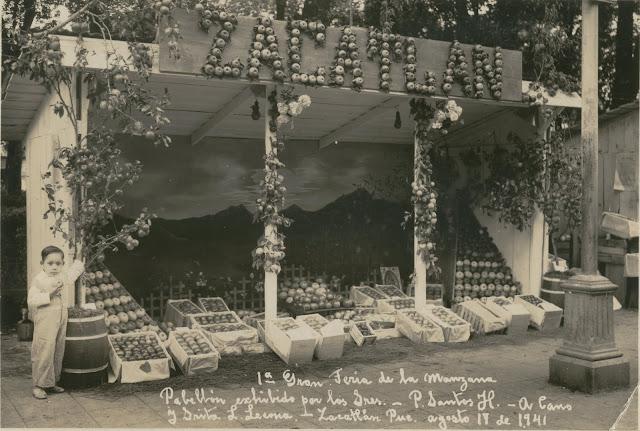 ¿Sabes cómo era la Feria de la Manzana en sus inicios?