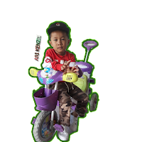 Mainan Anak Sepeda Tiga Roda Khusus