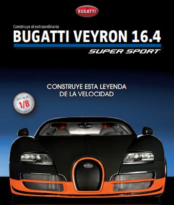 BUGATTI - VEYRON - 16.4 - SUPER SPORT - ALTAYA