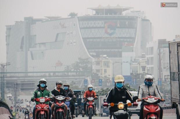Chất lượng không khí tại TP HCM liên tục ở mức đáng báo động