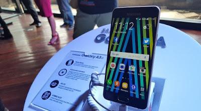 Harga Galaxy A3, A5, A7 2017 di Indonesia Resmi