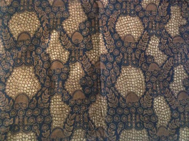 Kain batik terbagi menjadi beberapa jenis 123