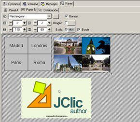 Create educational applications with JClic