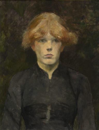 Henri de Toulouse-Lautrec - Carmen Gaudin