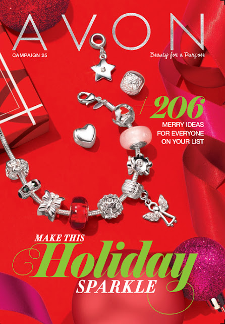 Avon Holiday Catalog 2016