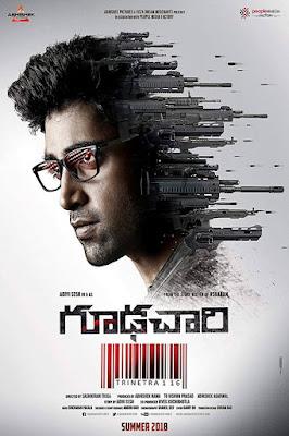 Intelligent Khiladi 007 (Goodachari) (2018) [Hindi – Telugu] 720p HDRip 1.5GB.