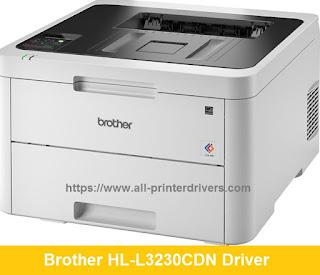 Brother HL-L3230CDN Driver
