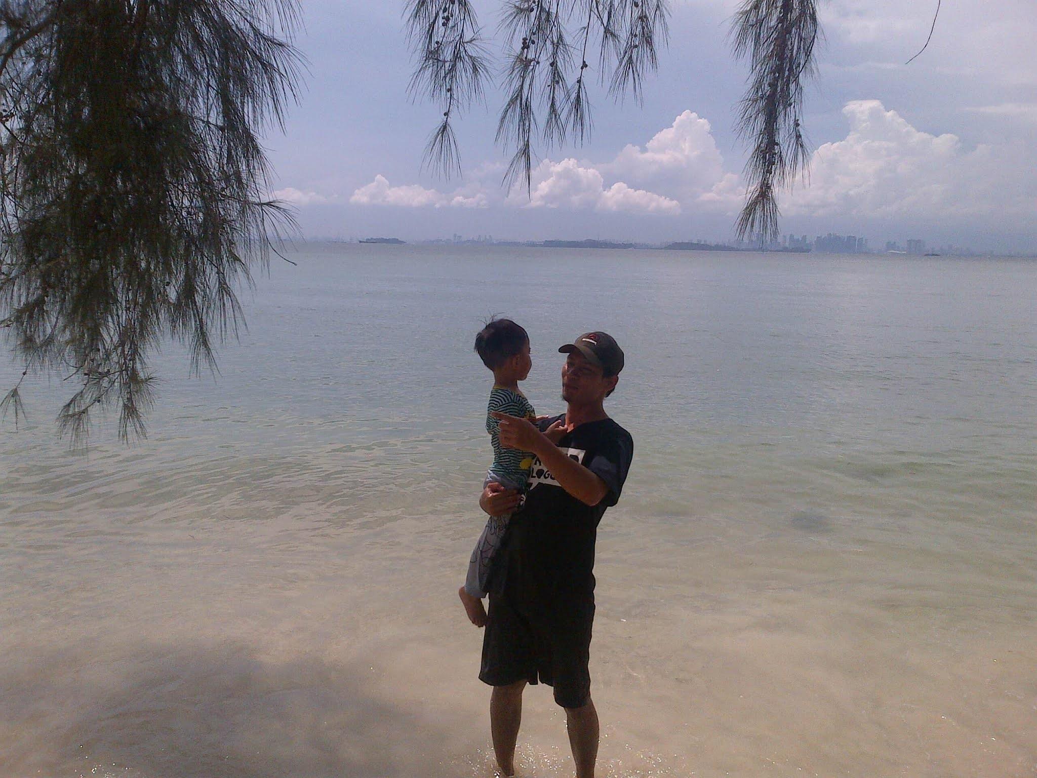 Pantai Indah, Pulau Lengkana Belakang Padang 8