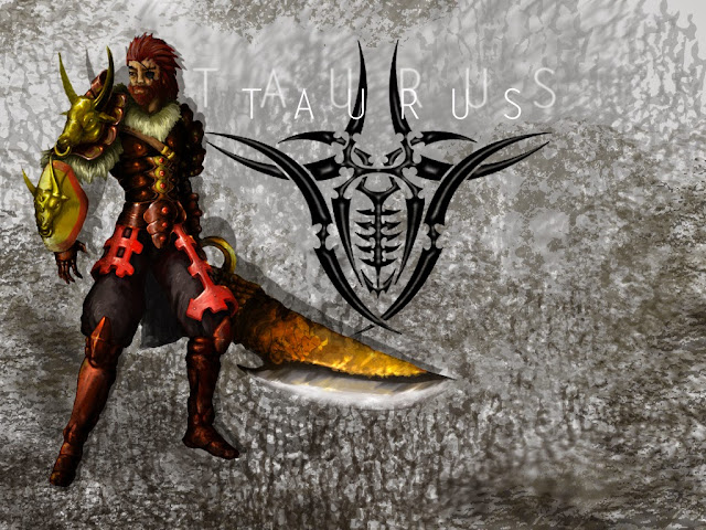 Taurus for desktop wallpaper HD