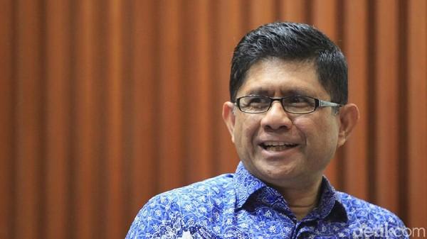Laode M Syarif Ungkap 2 Pimpinan KPK Tak Setuju Novel Dkk Dinonaktifkan