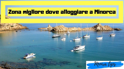 dove alloggiare a minorca