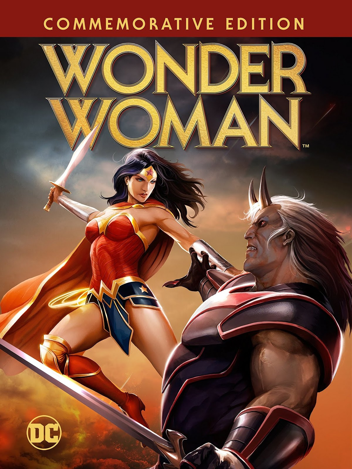 Wonder Woman: Commemorative Edition (2017) วันเดอร์ วูแมน ฉบับย้อนรำลึกสาวน้อยมหัศจรรย์