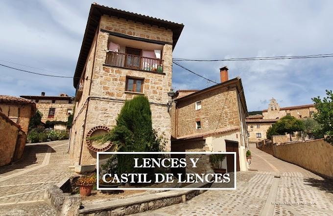 Lences y Castil de Lences dos bonitos pueblos de Burgos