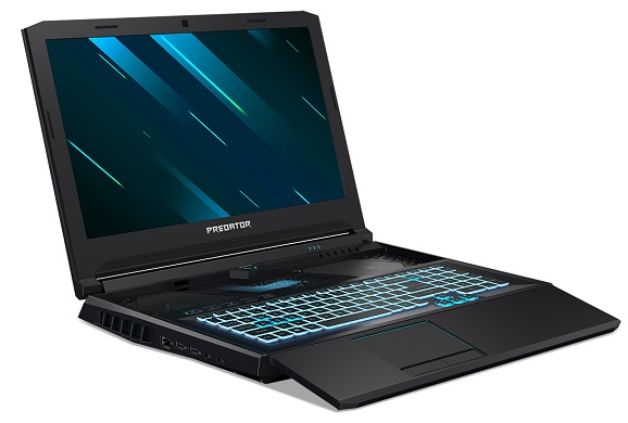 Acer Predator Helios 700 Gaming Notebook