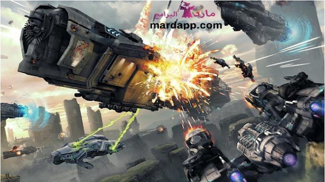 تحميل لعبة حرب الفضاء اون لاين dreadnought للكمبيوتر برابط مباشر ميديا فاير
