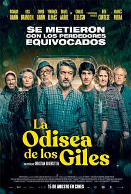 La odisea de los giles en Español Latino