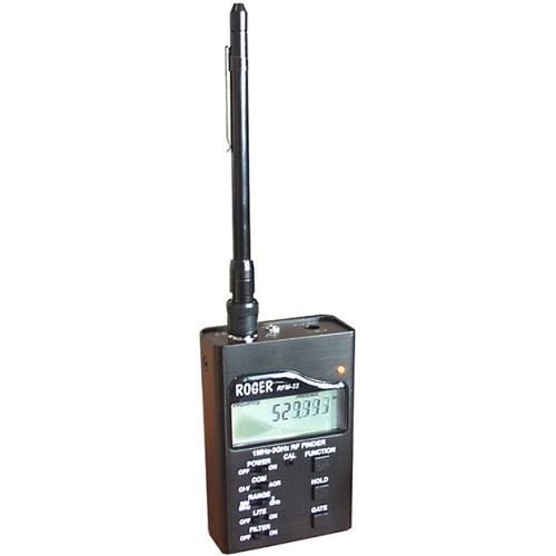 Частотомер ROGER RFM-32 для поиска радиопередатчиков жучков характеристики где приобрести по лучшей цене