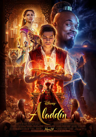 Aladdin 2019 Full Hindi Movie Download Dual Audio HDRip 720p