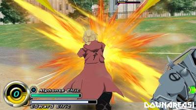 Fullmetal Alchemist Brotherhood PSP ISO - Download Game ...