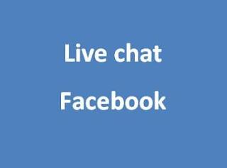 Hướng dẫn thêm Live chat facebook cho blogspot