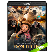 Dolittle (2020) HDRip 720p Latino
