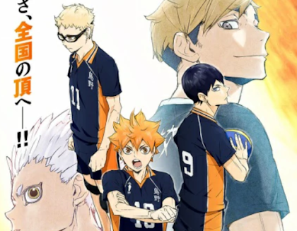 Haikyuu!!: To The Top Todos os Episódios Online